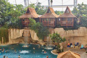 Tropical Islands Wasserfall