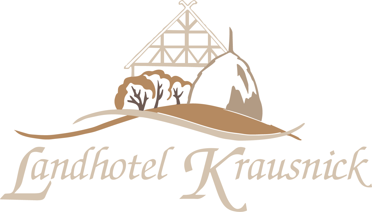 Logo von Landhotel Krausnick